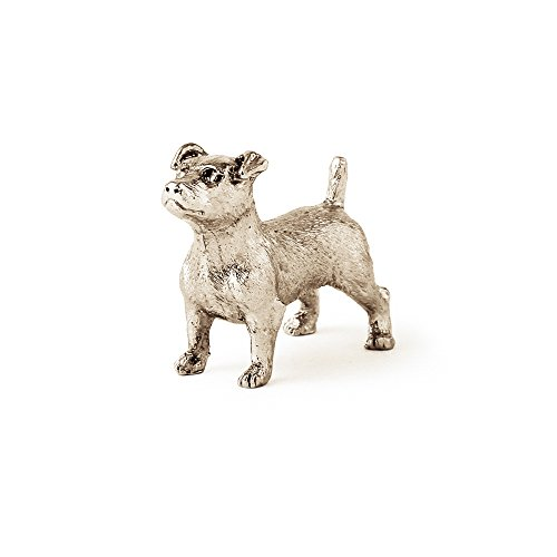 Jack Russell Terier (small) Made in UK Artistic Style Dog Figurine Collection