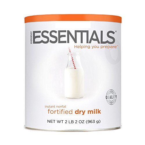 Emergency Essentials Instant Nonfat Fortified