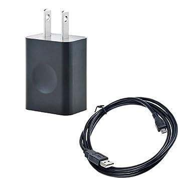 digipartspower Cargador Adaptador Cable USB para Amazon ...