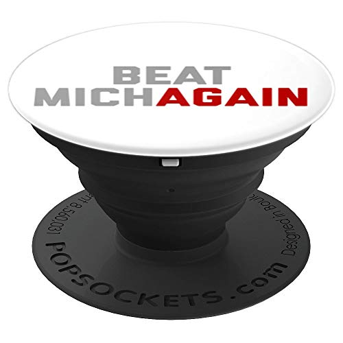 Beat Michagain - PopSockets Grip and Stand for Phones and Tablets ()