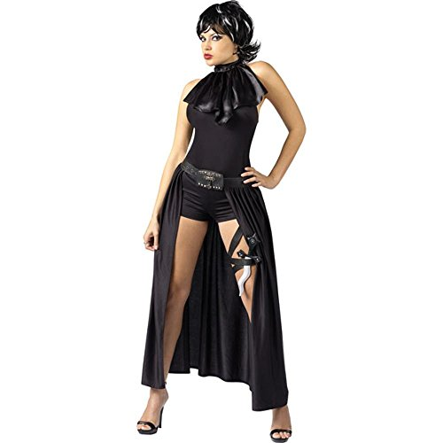 Adult Sexy Vampire Slayer Halloween Costume MD/LG -