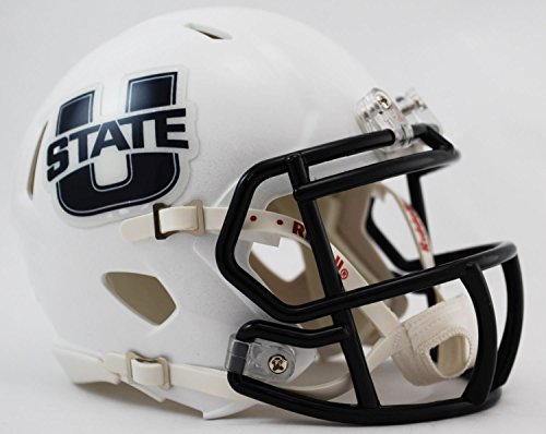 NCAA Utah State Aggies Speed Mini Helmet
