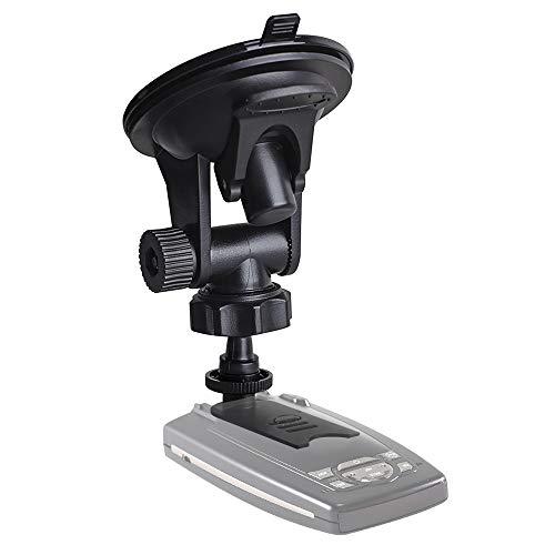 (YeeBeny Suction Radar Detector Windshield Suction Cup Mount for Escort X80 X70 X50 Passport 9500ix 9500i 8500 7500 Solo S2 S3 S4 SC 55 s75 Beltronics GX65 RX65 Red (Not for Escort IX & MAX Series))