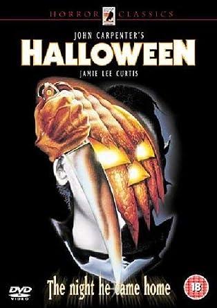 Halloween [1978] [DVD] Amazon.co.uk Jamie Lee Curtis