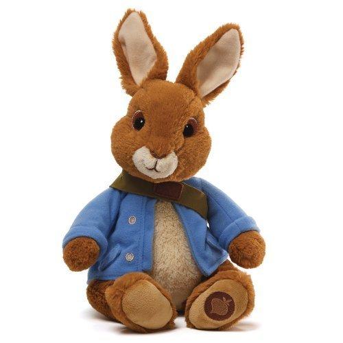 Gund Peter Rabbit Stuffed Animal, 11.5 inches