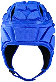 chengzui Anti-Collision Rugby Cap Headguard Professional Football Equipment Goalkeeper Helmet Goalie Hat