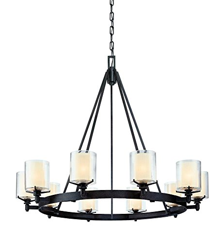 Troy Lighting Outdoor Chandelier in US - 9