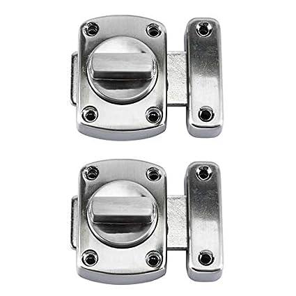 Amazon.com: Amarine-made - 2 cerraduras giratorias de ...