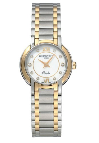 Raymond Weil Women's 2320-STG-00985 Othello Watch