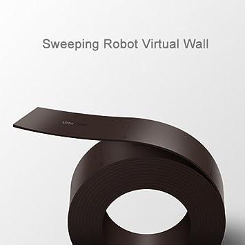 Wewoo Piezas Détachée Robot Aspirador 2 m Xiaomi mihome pasivo 300 Gauss HC1500 Virtual Wall Marrón: Amazon.es: Electrónica