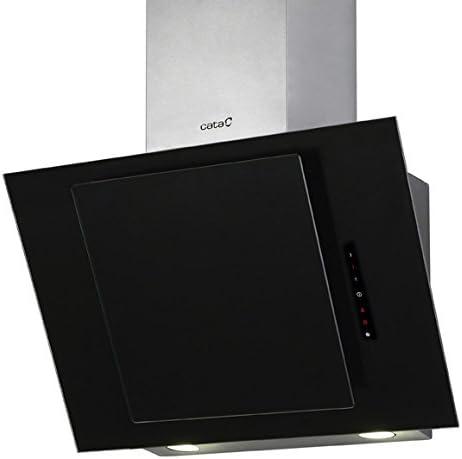 CATA Ceres 600XGBK - Campana Decorativa Ceres 600Xgbk Con 3 Velocidades: Amazon.es: Grandes electrodomésticos