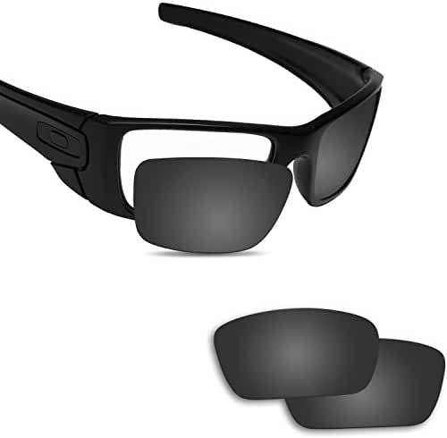 Fiskr Anti-saltwater Polarized Replacement Lenses for Oakley Fuel Cell Sunglasses - Multiple Options