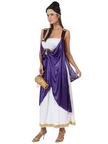 Atosa - Disfraz de romano para mujer, talla M (50-52 ...