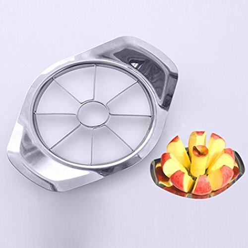 Stainless Steel Kitchen Tool Apple Pear Fruit Easy Slicer Peeler Cutter Cut Tool - SoundsBeauty by SoundsBeauty (Image #4)