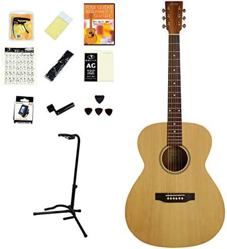 S.Yairi/YF-04/NTL (ナチュラル) 【アコースティックギター14点入門セット!】【Limited Series】 ヤイリ アコースティックギター フォークギター アコギ YF04 入門 初心者