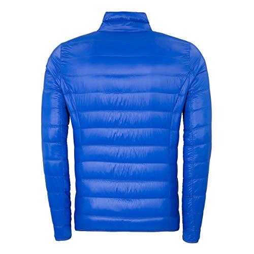 Royal Blouson Bleu 1598 8npb01 Emporio Blue Pn29z Armani Ea7 S1qEYwZE