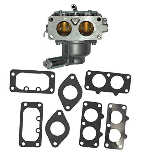 - Amhousejoy Carburetor Briggs & Stratton intek V-Twin Engine Carb 20HP 21HP 23HP 24HP 25HP # 791230 699709 499804
