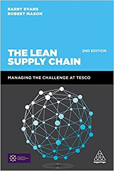 Book The Lean Supply Chain: Managing the Challenge at Tesco