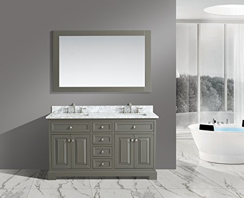 UrbanFurnishing net Rochelle 60 Inch Bathroom Italian