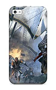 Hot JtasQGc11867gKVQg Case Cover Protector For ipod touch4- Assassin's Creed: Rogue