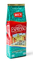 Cafe Rey Espresso Costa Rica Ground Premium Coffee- 14.08 oz (400 gr)