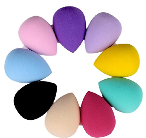Egg Shaped Lip Balm Containers