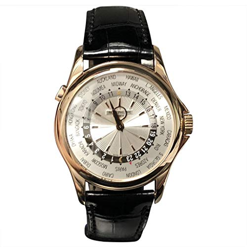 Patek Philippe World Time 18KT Rose Gold 5130R - Certified-Pre-Owned