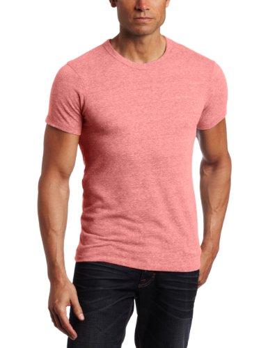 Mens T-shirt 2010 Organic - Alternative mens Eco-Jersey Crew T-Shirt XX-Large Eco Red