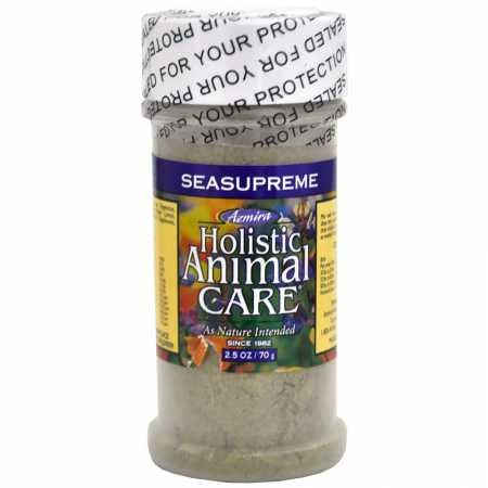 Image of Azmira Holistic Animal Care Sea Supreme Shak'r (2.5 oz)
