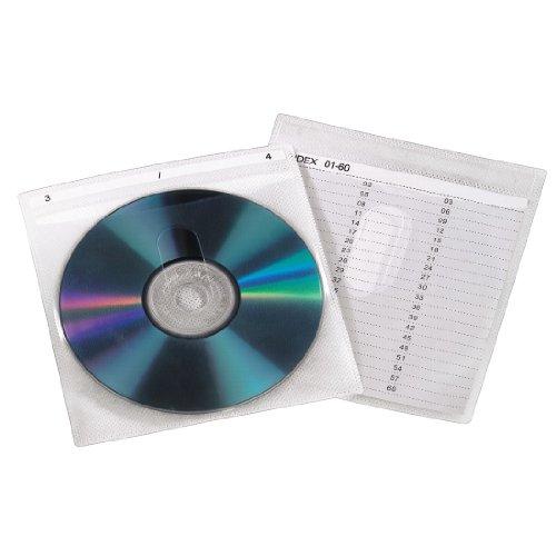 Media Box Storage Case for 150 CDs/DVDs - black by Hama (Image #1)