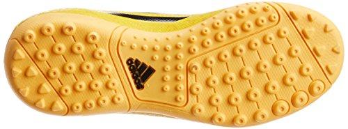 Adidas F5 Messi TF Junior Chaussures De Football Solar or-noir 2014 YCS
