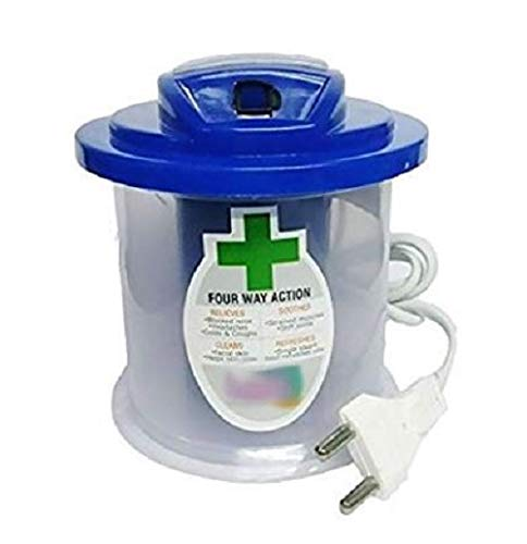 FITOFLEX Steam Inhaler/Facial Steamer/Steam for Cold and Cough/Mini Facial/Nose Steamer