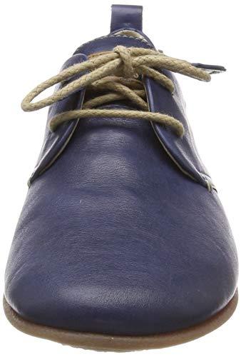 Pikolinos Bleu 2 nautic Chaussures Calabria Femme De Ville 917 vxBzrUOqwv