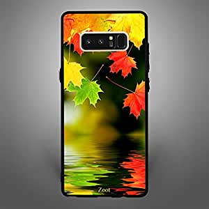 Samsung Galaxy Note 8 Autumn Leaves