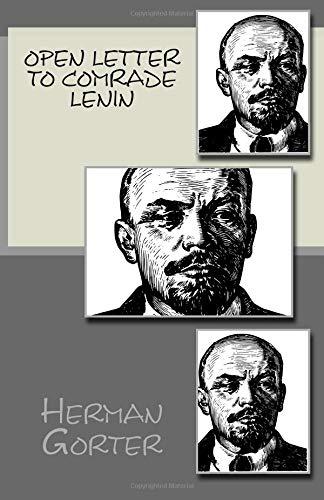 Open Letter to Comrade Lenin pdf epub