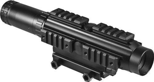 BARSKA Mil Dot Electro Tactical Riflescope
