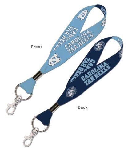 (Wincraft North Carolina Tar Heels Double-Sided Key Strap)