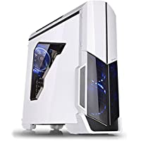 Adamant Custom Gaming Desktop Computer AMD Ryzen 3 2200G 3.5GHz w/Integrated Radeon VEGA 8 Graphics 8Gb DDR4 4TB HDD 500Gb SSD Wi-Fi Cardreader 550W PSU