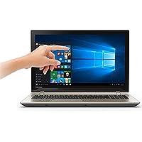 2016 Toshiba Satellite L55T 15.6 Touchscreen Flagship High Performance Laptop, Intel Core i7-6500U Processor, 8GB RAM, 1TB HDD, DVD+/-RW, Webcam, WIFI, HDMI, Bluetooth, Windows 10
