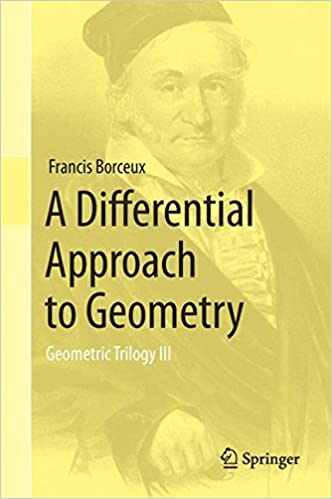 A Differential Approach to Geometry: Geometric Trilogy III: 3