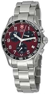 Victorinox Swiss Army Men's 241148 Chrono Classic Red Dial Watch