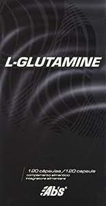 Abs L-Glutamina 570 mg - 120 Cápsulas
