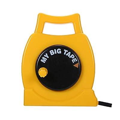 GoolRC Tape Measure Playset Endeavor Toys for Children Kids Portable Gift Present: Toys & Games