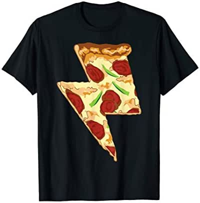 Funny Pizza Lover | Cool Italian Foodie Chef Pie Lover Gift T-Shirt