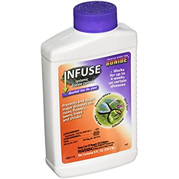 Bonide 147 8 Ounce Infuse Systemic Disease Control Concentrate Infuse Lawn