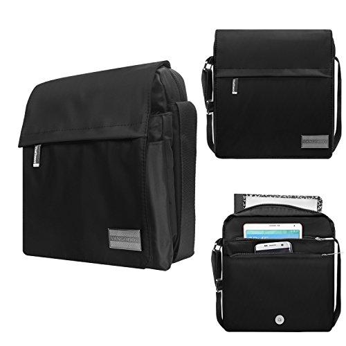 Price comparison product image College Shoulder Bag Laptop Bag Satchel Tablet Sleeve Notebook Cover for Chuwi HI8 Pro / Vi8 Plus / Hi8 / Hi10 / Google Pixel C / HP ENVY 8 Note / Pro 608 G1 / Pro Slate 8