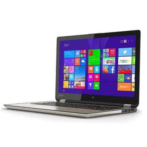 Toshiba Flagship 2-in-1 Convertible Tablet UltraBook 15.6' Touchscreen...