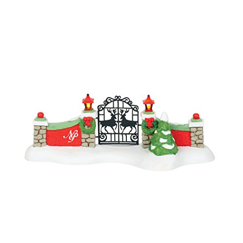 North Pole Series Department 56 North Pole Gate (Pole 56 Series North)