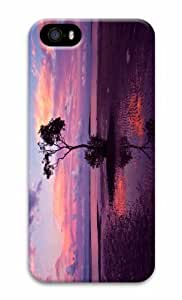 iPhone 5 3D Hard Case Water Tree