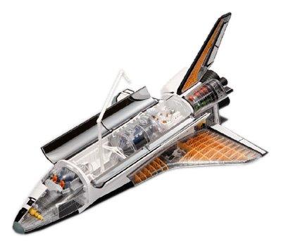 海外並行輸入正規品 青島文化教材社 スカイネット 立体パズル 4D VISION No.01 VISION ビークルカットモデル No.01 1 4D/72 スペースシャトル B0017T8NUC, ツベツチョウ:33e44e8d --- a0267596.xsph.ru